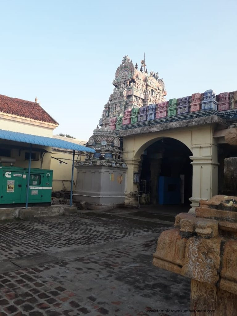 Adi Kumbeswarar Temple History, Pooja Timings and Contact