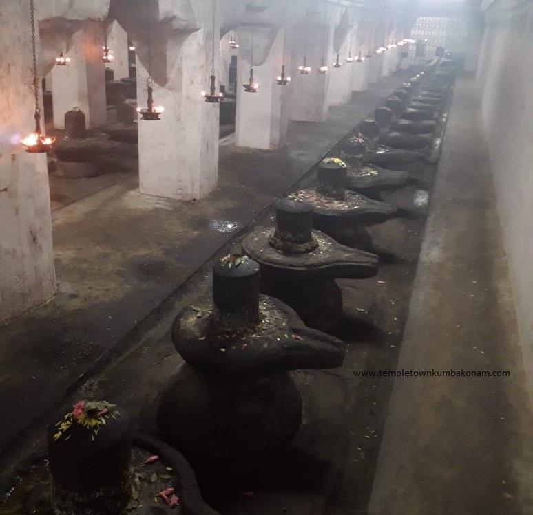 Sri Ramalingaswami 108 Shiva Temple in Papanasam Pooja Timing and